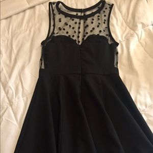 Urban Outfitters Dresses - Polka-a-dot cocktail dress